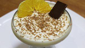 Кисломолочный десерт