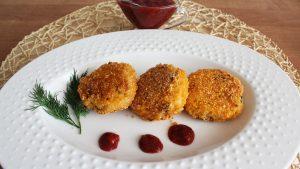 Блюда из вареных макарон - Биточки из макарон