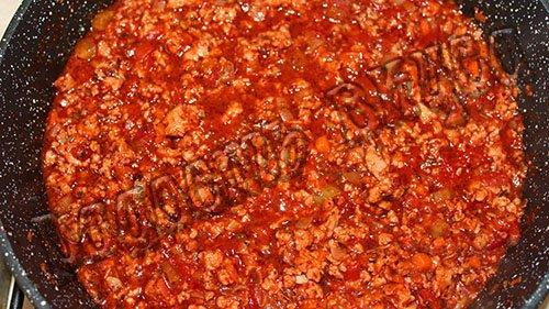 Спагетти болоньезе рецепт в домашних условиях
