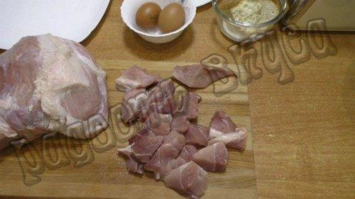 Фарш в домашних условиях - простой рецепт приготовления из мяса свинины