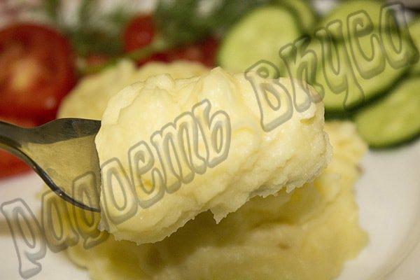 Как приготовить вкусное и воздушное картофельное пюре