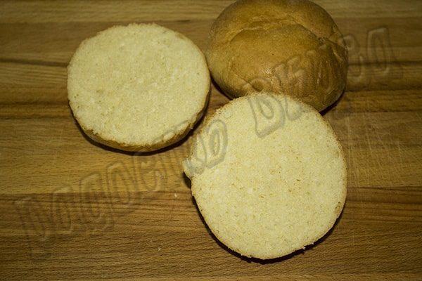 Рецепт вкусных фаршированных булочек
