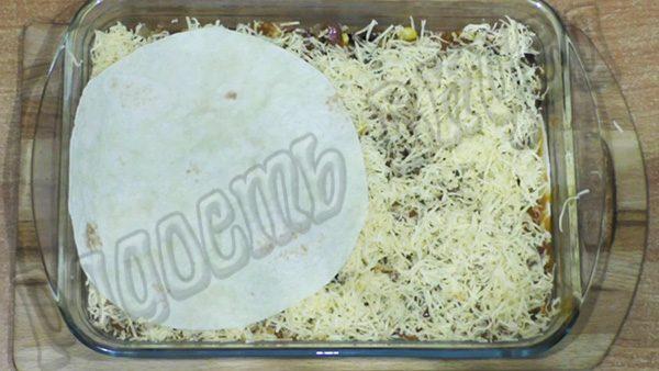Мексиканская лазанья