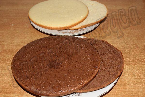 Торт Санчо-Панчо в мультиварке