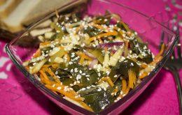 Cалат «Дальневосточный» из морской капусты
