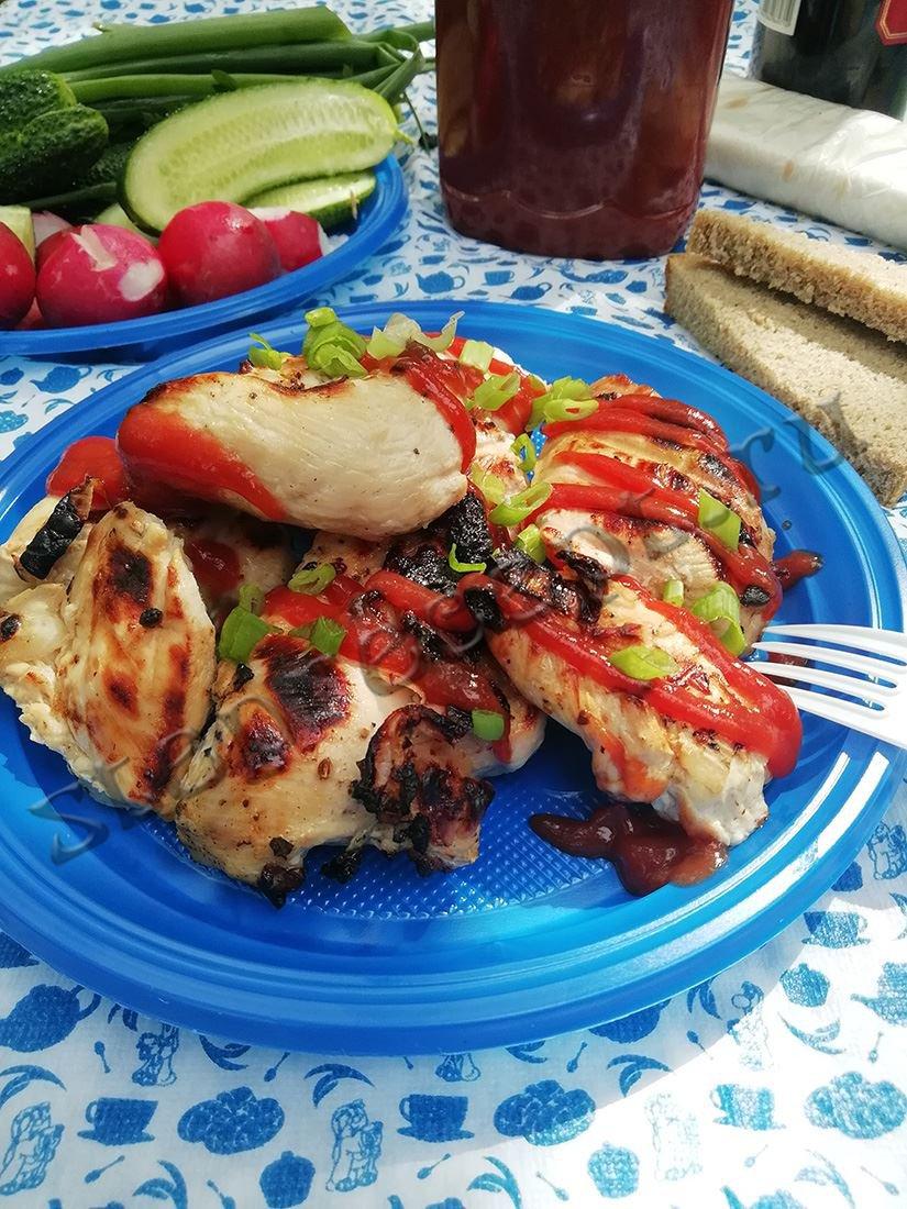 Шашлык из курицы – какой маринад лучше