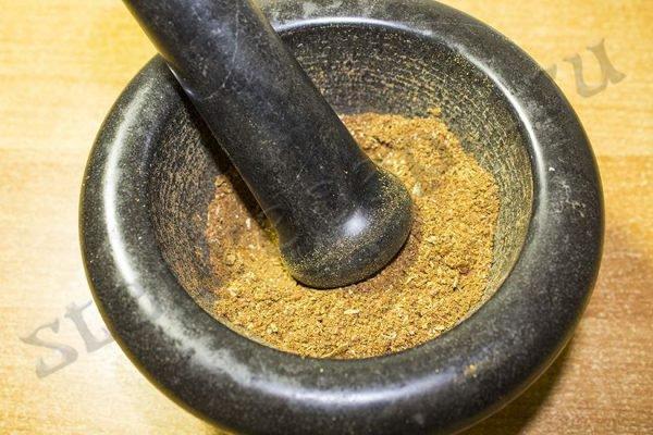 Приправа гарам масала - готовим дома