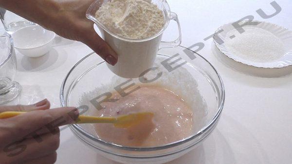 Домашнее печенье на йогурте
