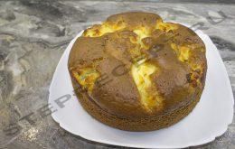 Пирог с творожными шариками – ТВОРОЖНЫЕ ОБЛАКА