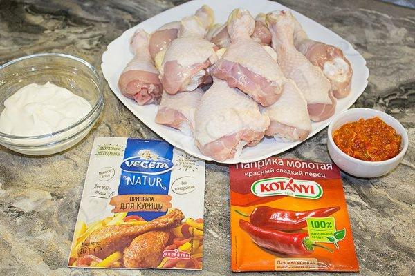как приготовить куриные ножки в духовке