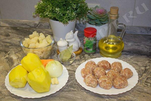 как приготовить суп из цветной капусты вкусно