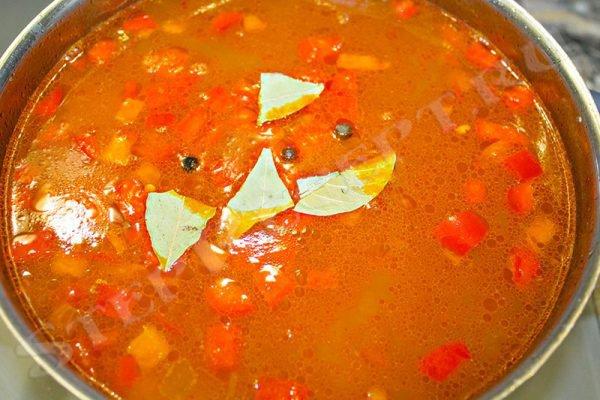 как готовить фасолевый суп
