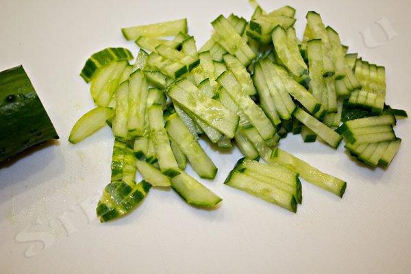 самые простые и вкусные салаты