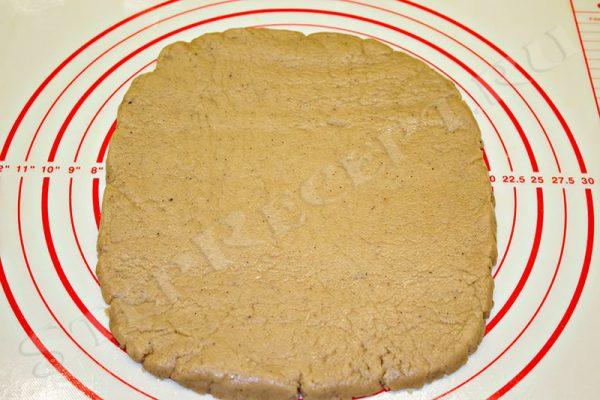 тесто для рождественского печенья