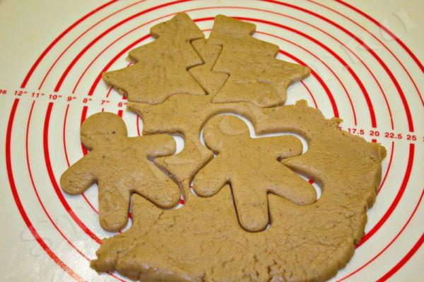 как испечь рождественское печенье
