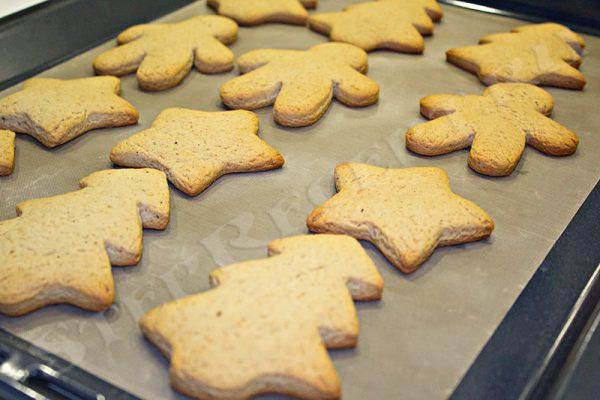 рождественское печенье рецепт простой
