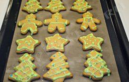 формочки для рождественского печенья