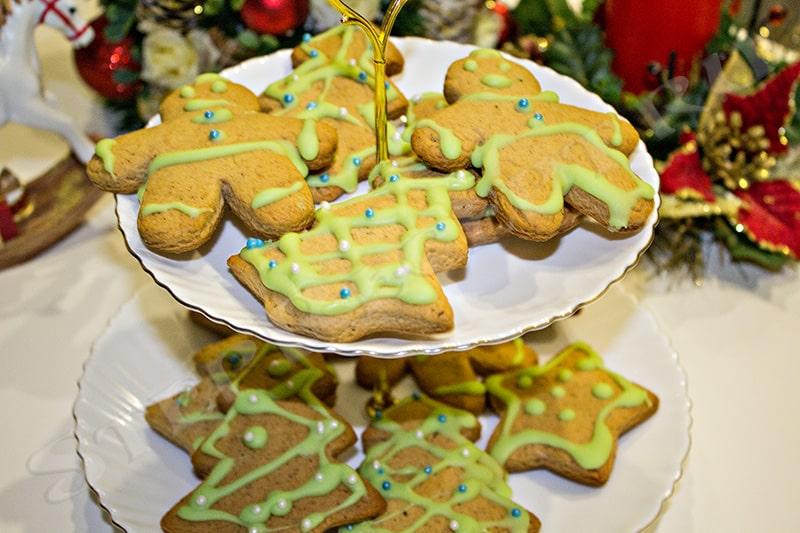 формы для рождественского печенья