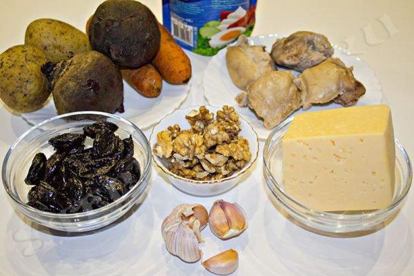 простые и вкусные салаты на праздничный стол