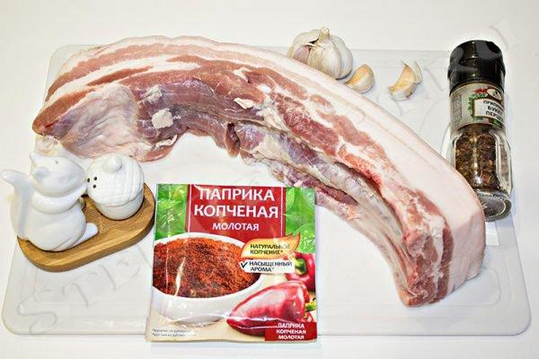 как приготовить грудинку в духовке
