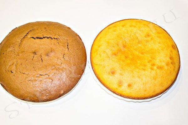 торт графские развалины рецепт в домашних условиях