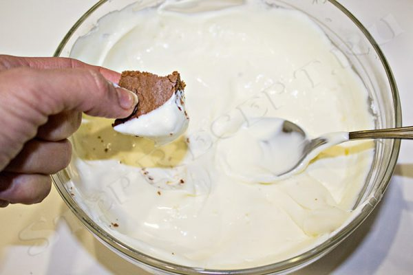 как приготовить торт графские развалины