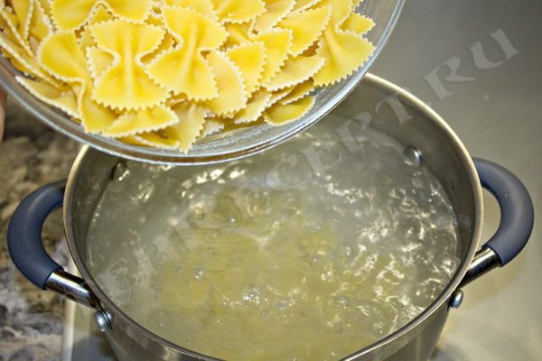 сливочный соус для макарон из молока