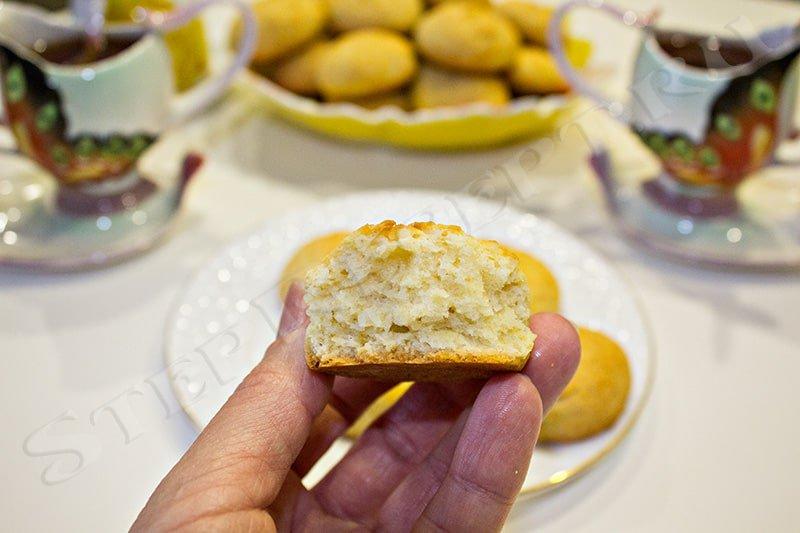 печенье с кокосовой стружкой рецепты