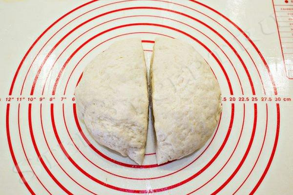 быстрое печенье на кефире