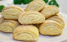 печенье на кефире мягкие быстро в духовке
