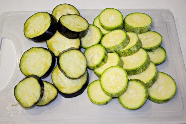 как жарить овощи на гриле