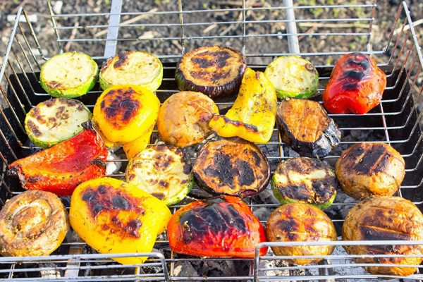 маринад для овощей на гриле