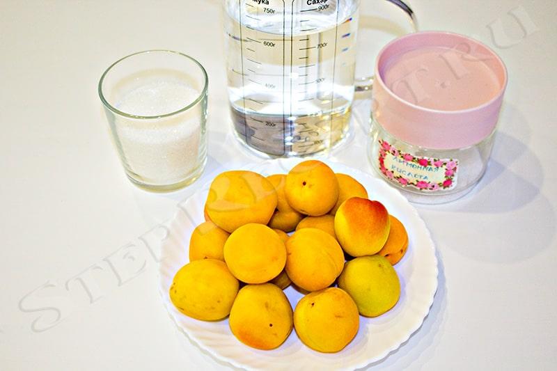 как варить компот из абрикосов в кастрюле