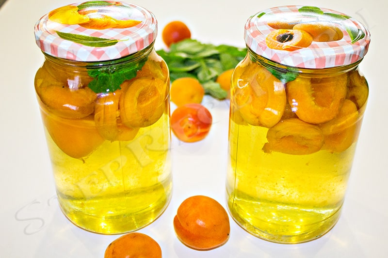 компот из абрикосов на каждый день