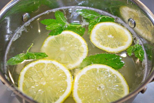 лимонад своими руками в домашних условиях