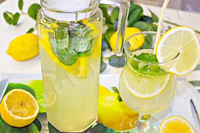 летний лимонад в домашних условиях рецепт