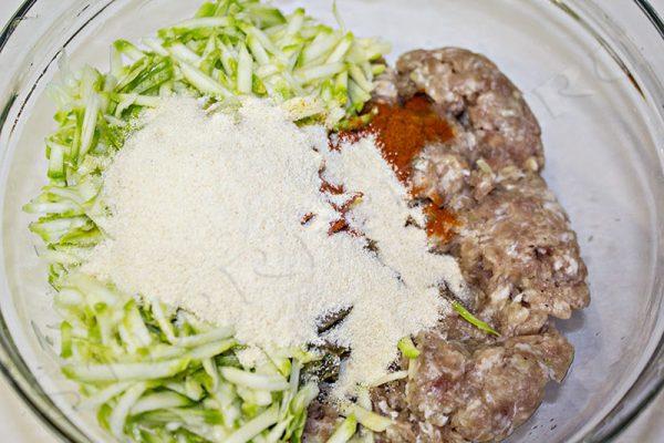 котлеты из кабачков самый вкусный рецепт