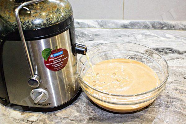 сок яблочный на зиму через соковыжималку рецепт